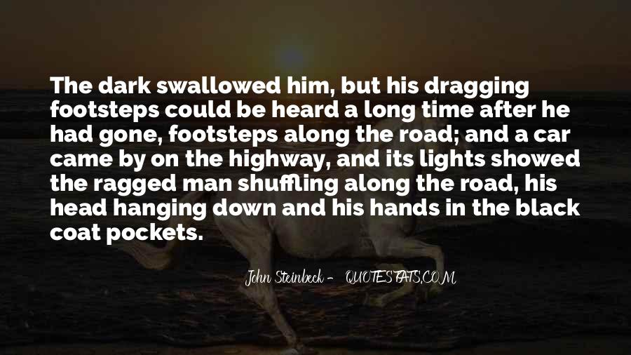 Quotes About Steinbeck #99998