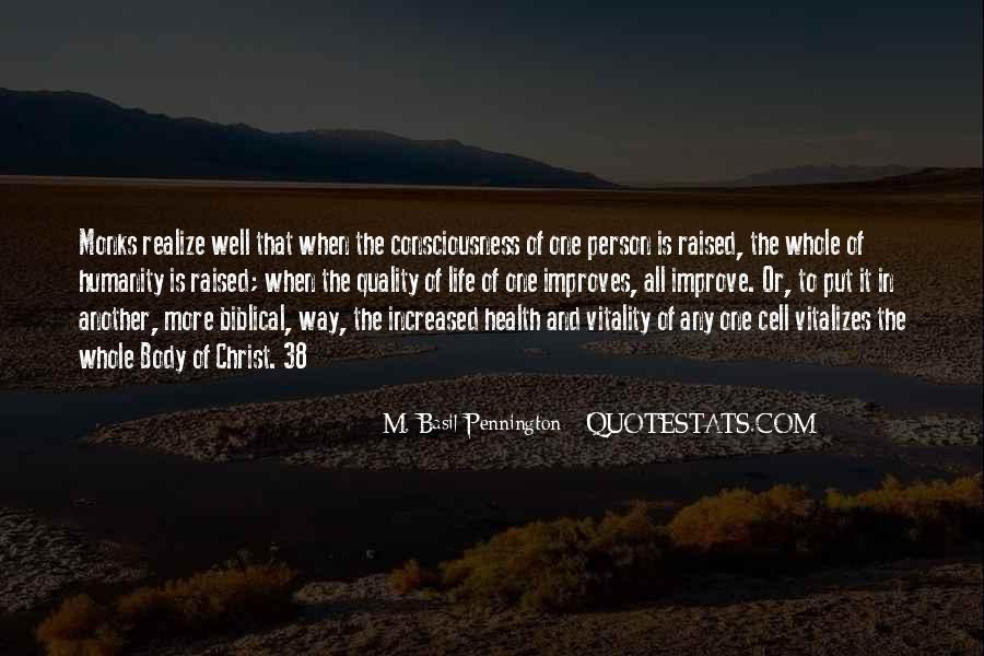 Quotes About Health And Spirituality #493229