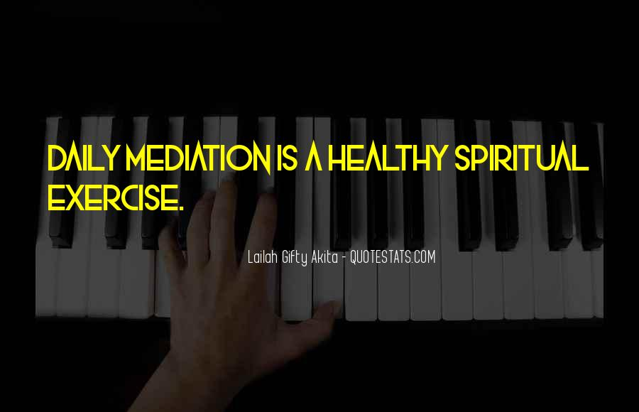 Quotes About Health And Spirituality #658376