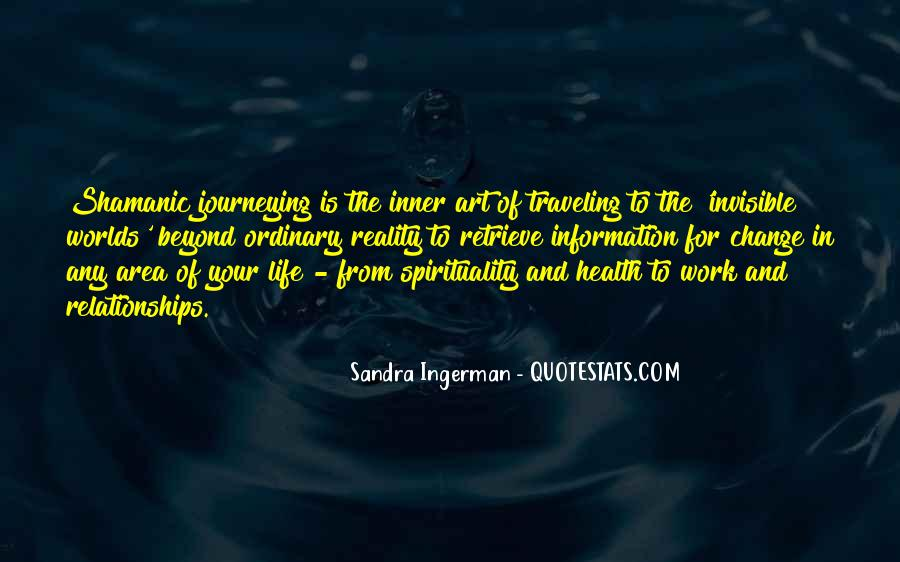 Quotes About Health And Spirituality #845042
