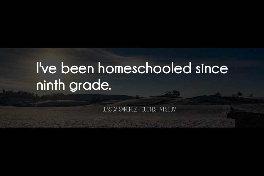 Quotes About Ninth Grade #595538