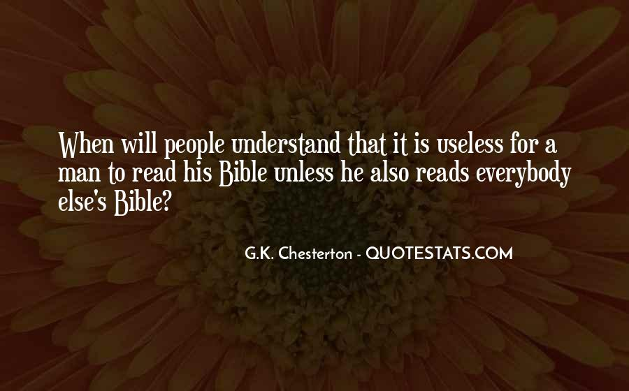 Quotes About Useless Man #1251415