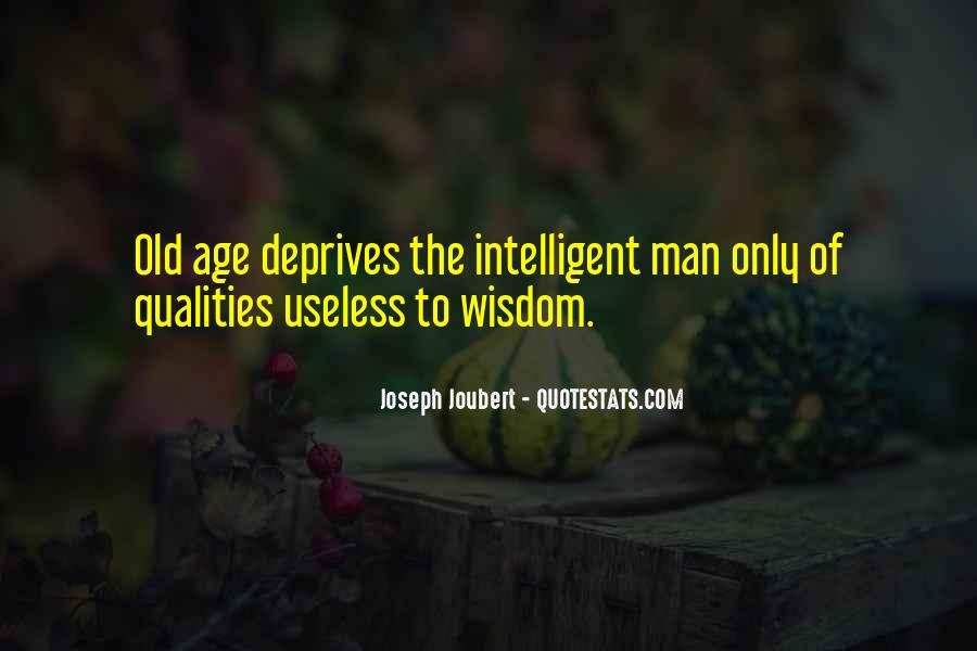 Quotes About Useless Man #1420696