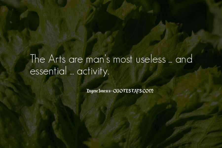 Quotes About Useless Man #1456703