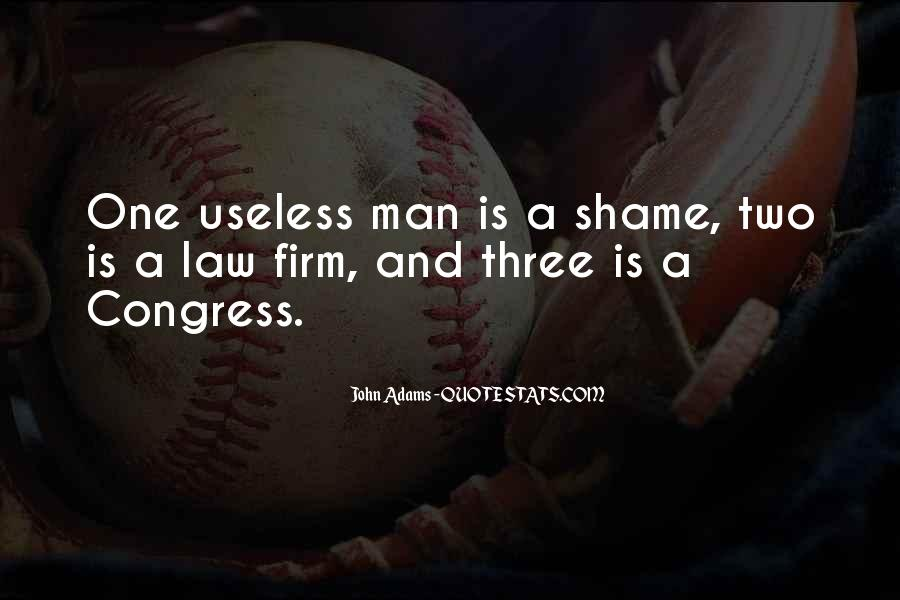 Quotes About Useless Man #1720309