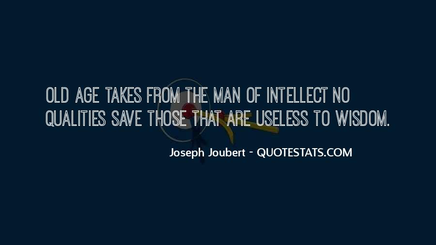 Quotes About Useless Man #906431
