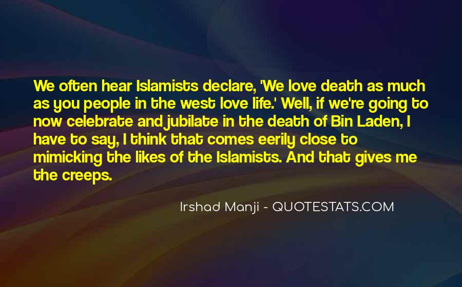 Quotes About Giving Up On Love And Life #167590