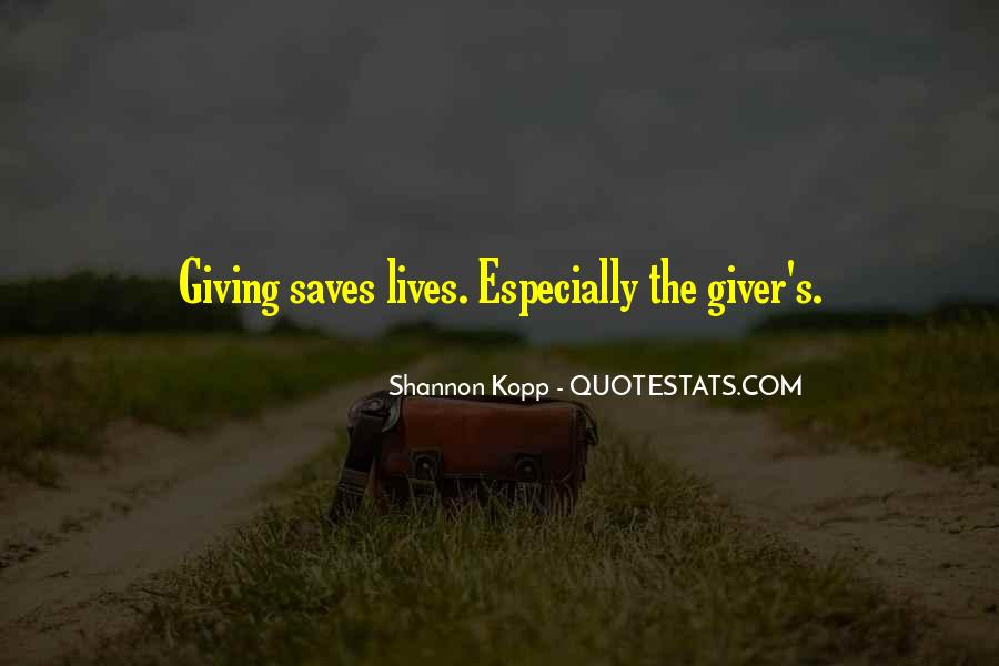 Quotes About Giving Up On Love And Life #51900
