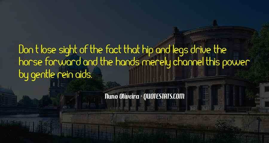Quotes About Gentle Hands #1007714