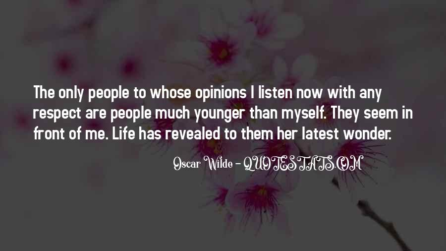 Quotes About Life Latest #614467