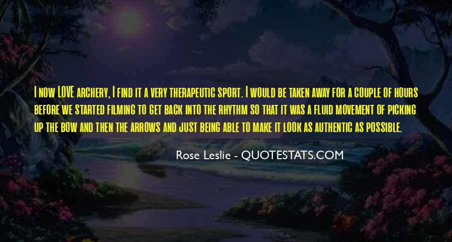 Quotes About Being A Sport #1544676