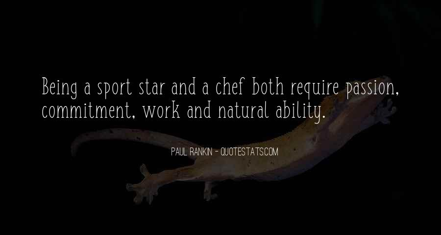 Quotes About Being A Sport #350221