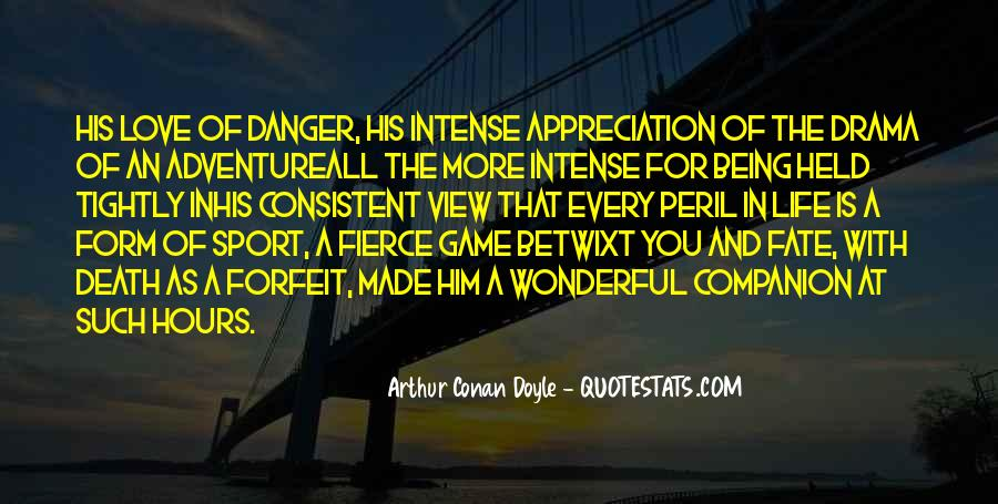 Quotes About Being A Sport #621554