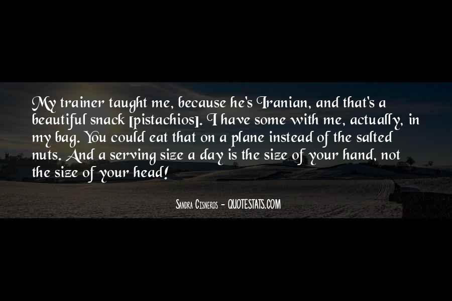 Quotes About Pistachios #372904