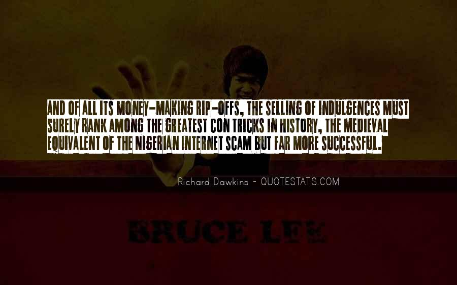 Quotes About Rip Offs #59835
