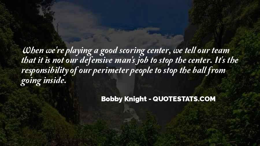 Quotes About Scoring In Basketball #1246802