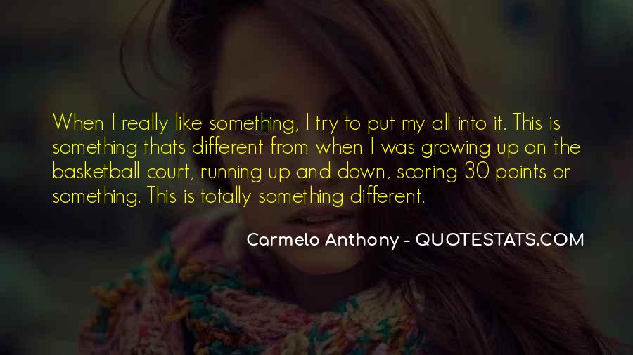 Quotes About Scoring In Basketball #1680369