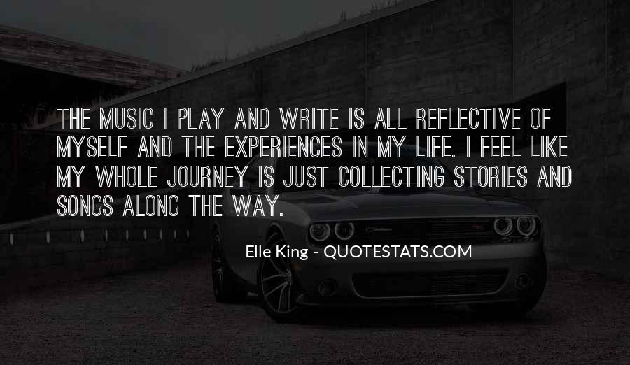 Quotes About Life Is Like Music #1187514