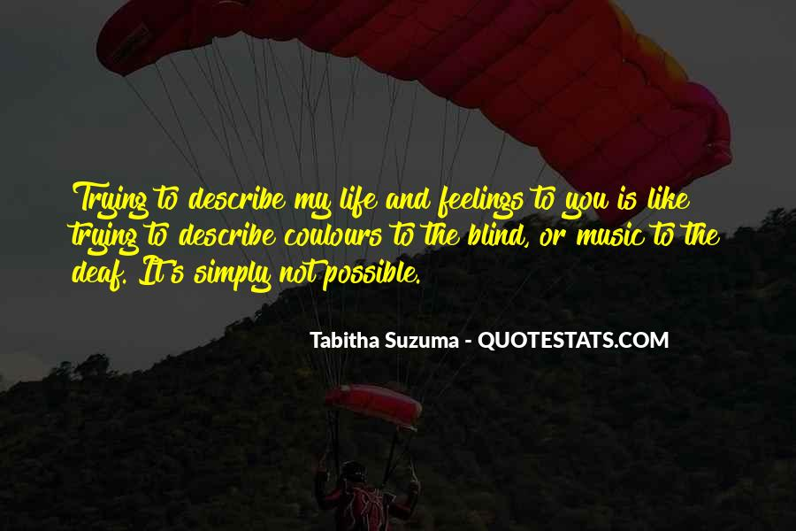 Quotes About Life Is Like Music #1278947