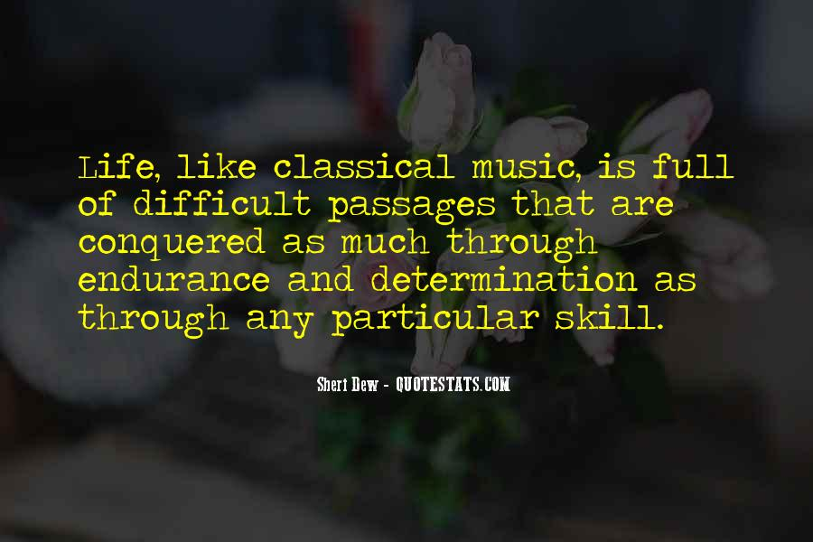 Quotes About Life Is Like Music #1280691