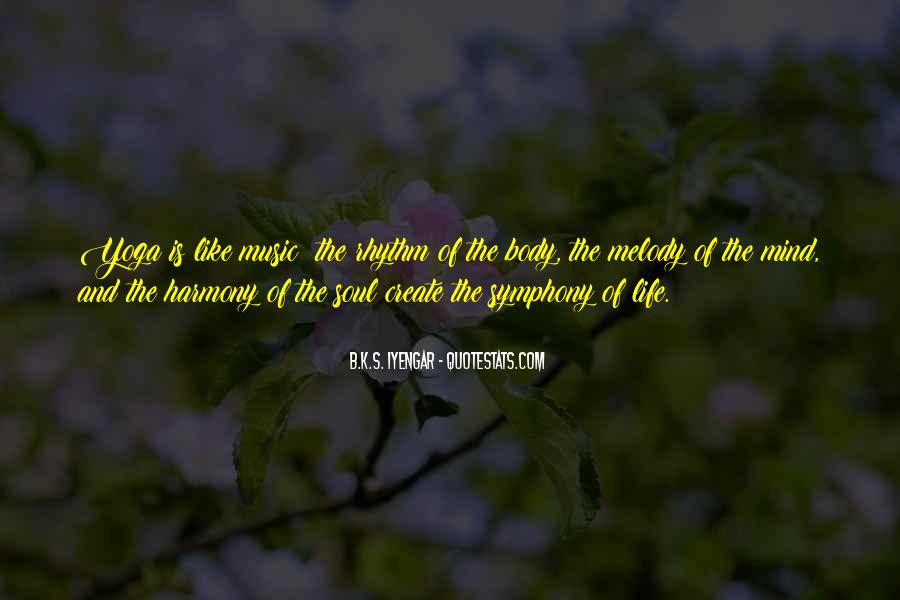 Quotes About Life Is Like Music #1357073