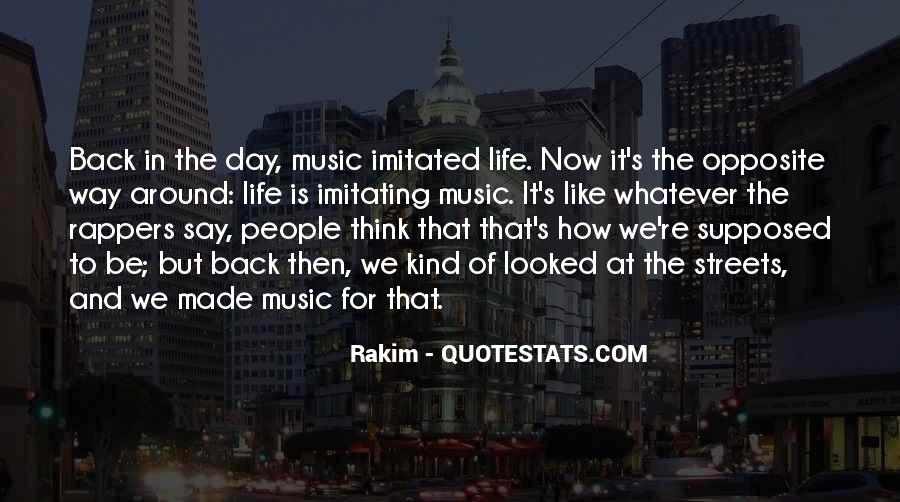 Quotes About Life Is Like Music #1429774