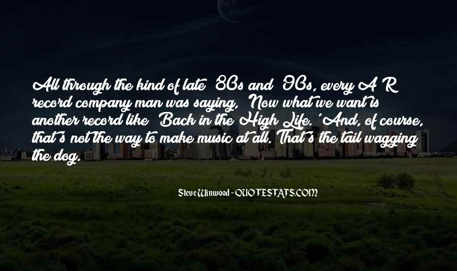 Quotes About Life Is Like Music #1434734