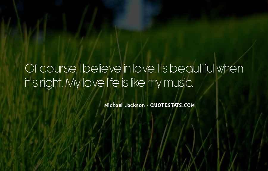 Quotes About Life Is Like Music #1493640