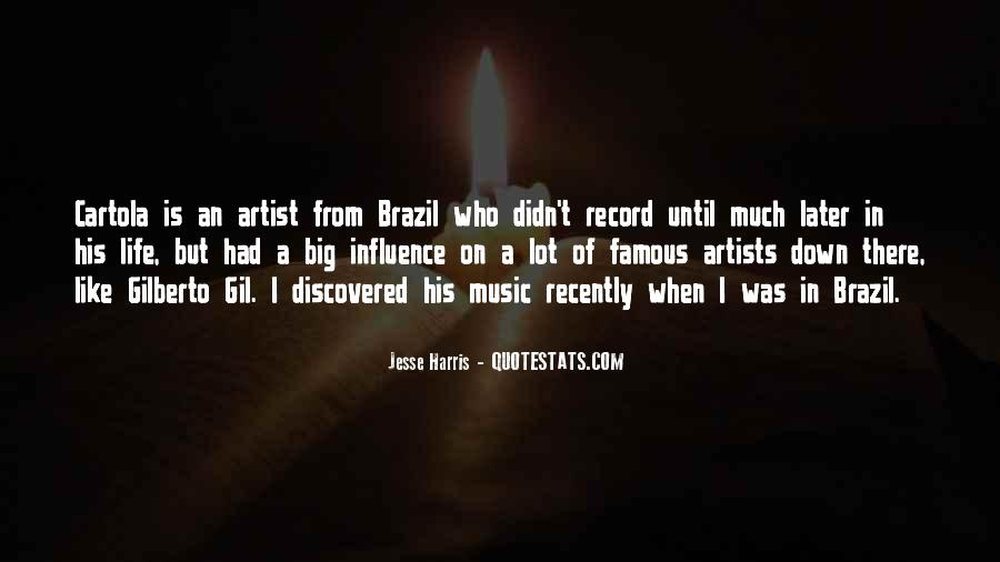 Quotes About Life Is Like Music #1524794