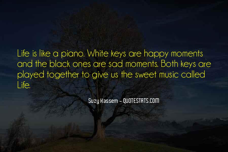 Quotes About Life Is Like Music #1633399