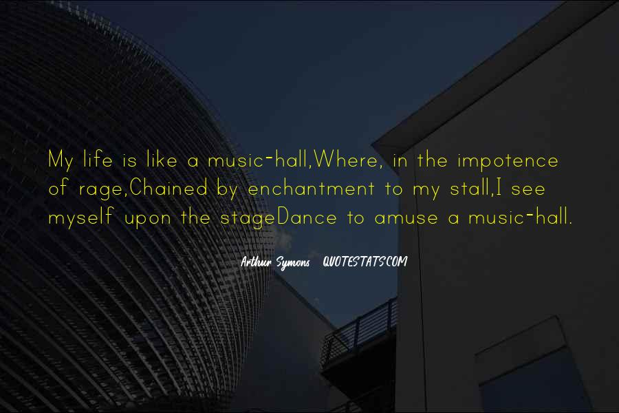 Quotes About Life Is Like Music #333253