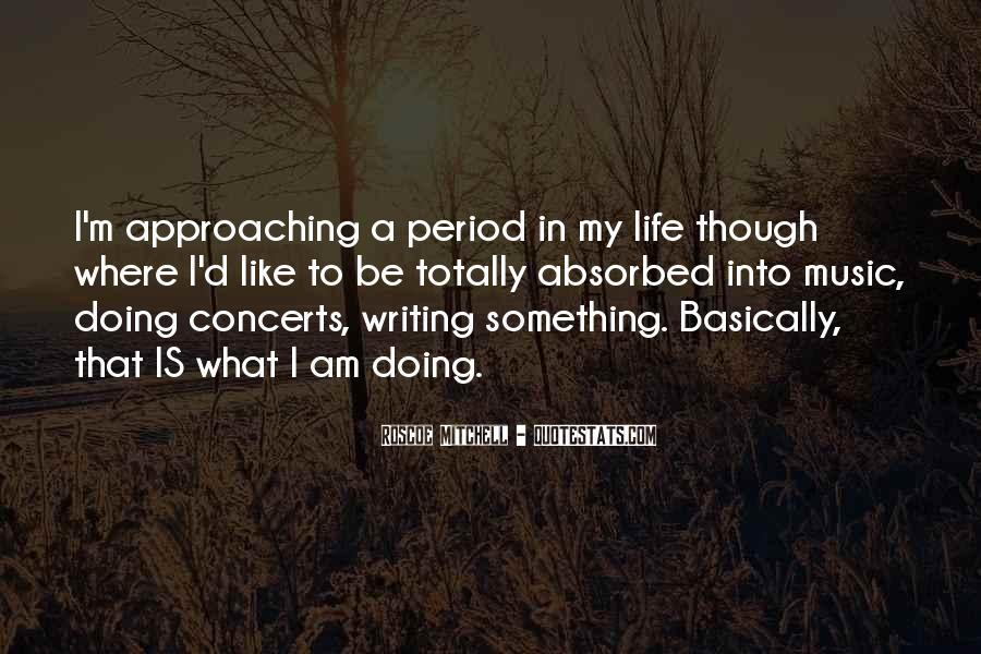 Quotes About Life Is Like Music #689442