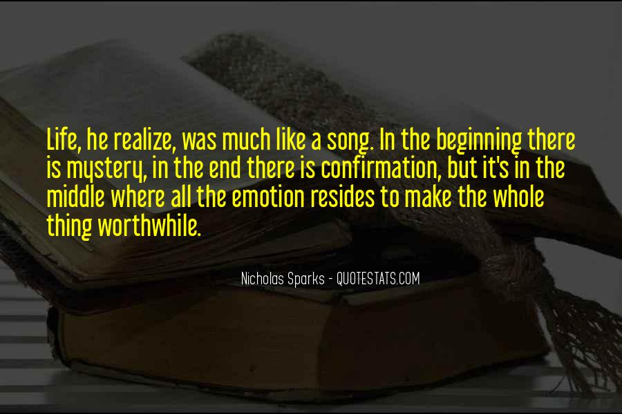 Quotes About Life Is Like Music #696587