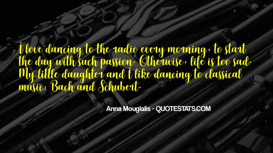 Quotes About Life Is Like Music #80297