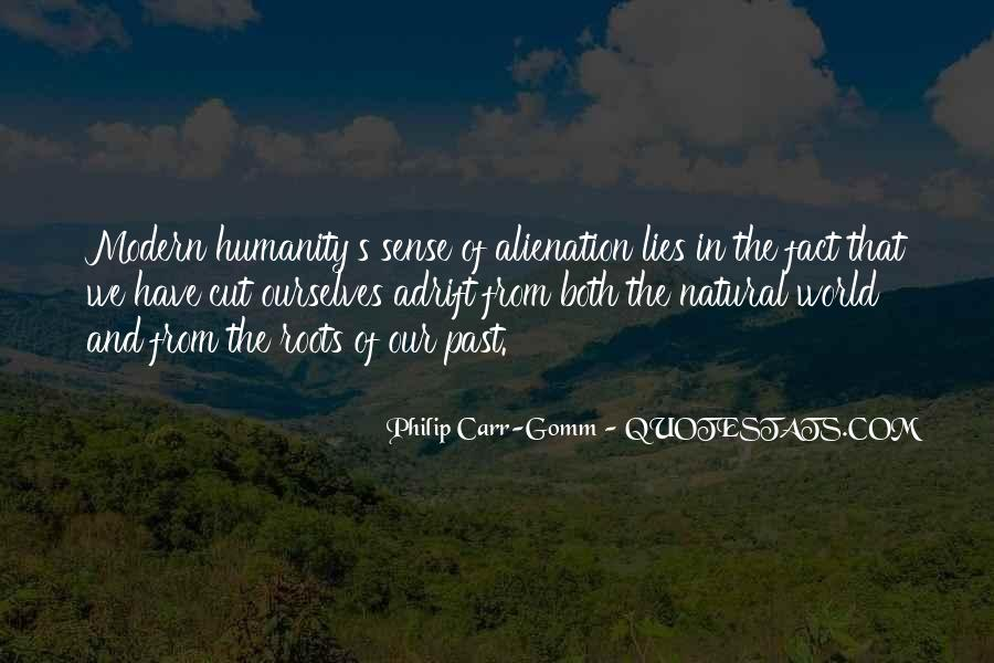 Quotes About Alienation #103321