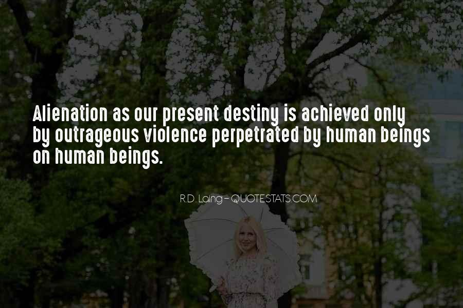 Quotes About Alienation #220851
