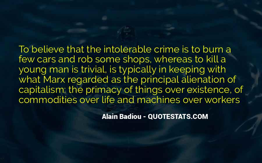 Quotes About Alienation #737532