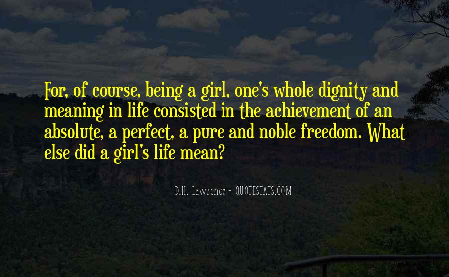 Quotes About My Life Not Being Perfect #1004360
