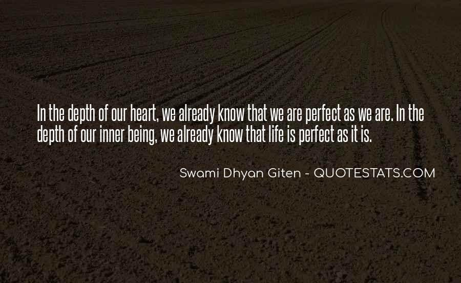 Quotes About My Life Not Being Perfect #256819