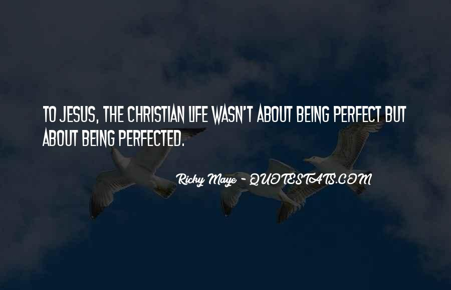 Quotes About My Life Not Being Perfect #625613