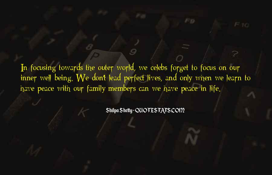 Quotes About My Life Not Being Perfect #938732