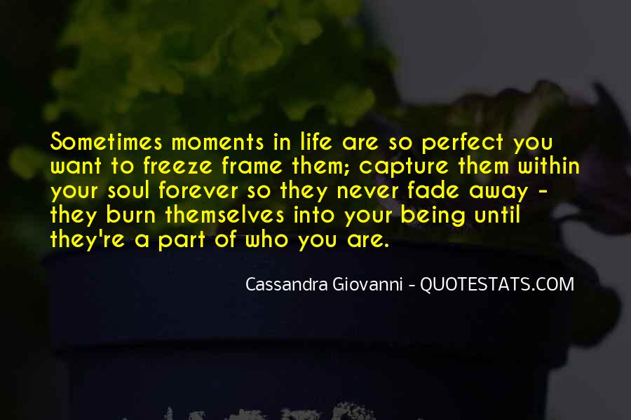 Quotes About My Life Not Being Perfect #995816