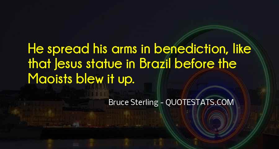 Quotes About Benediction #1235969