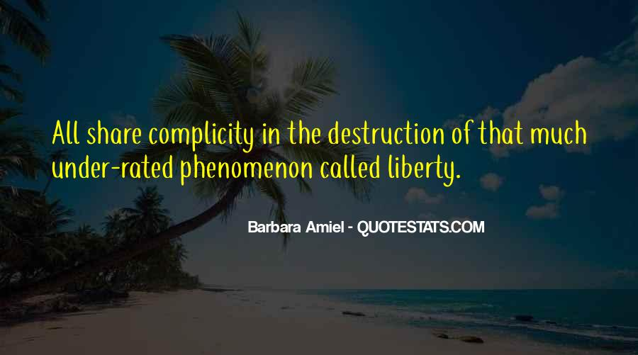 Quotes About Complicity #1439504