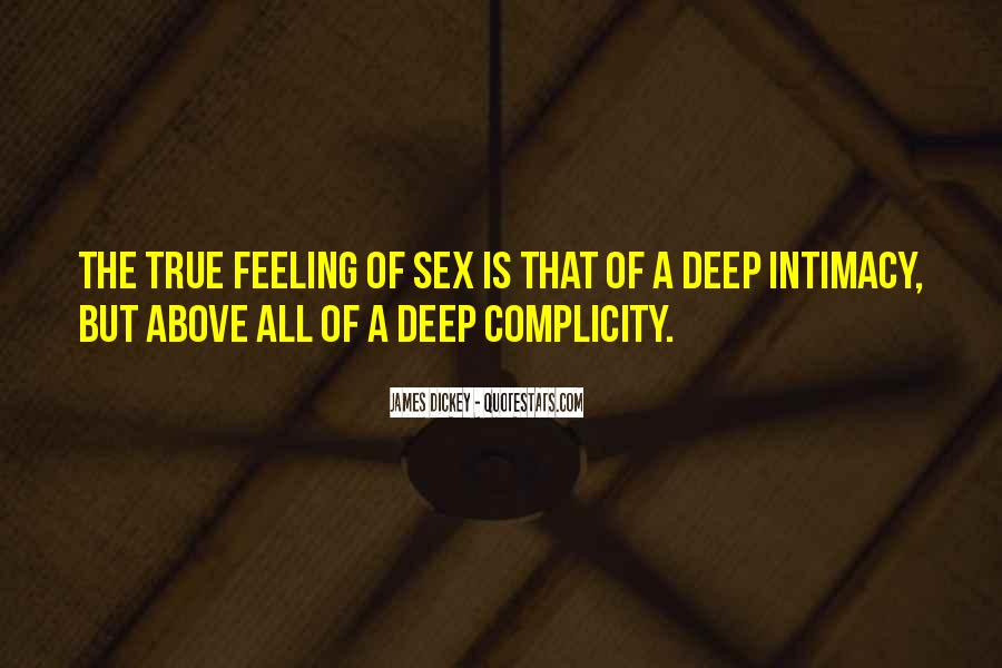 Quotes About Complicity #1702490