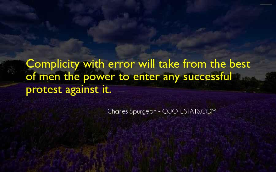 Quotes About Complicity #184026