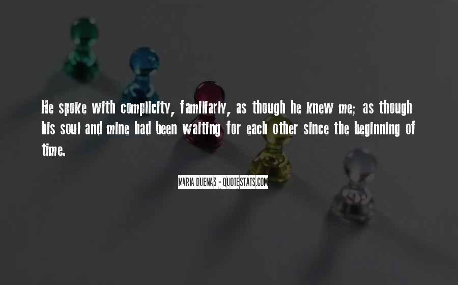 Quotes About Complicity #495621