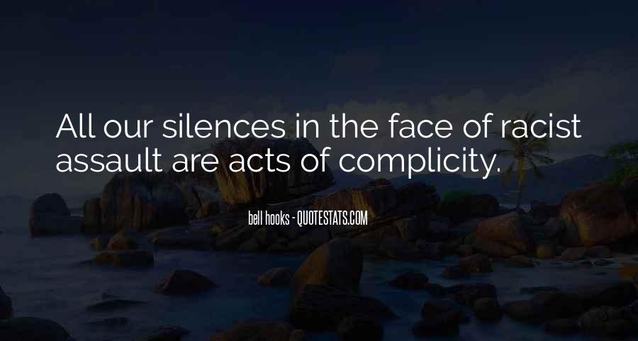 Quotes About Complicity #56387