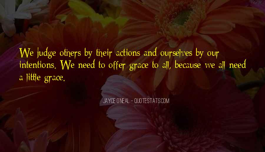 Quotes About Intentions And Actions #1405606