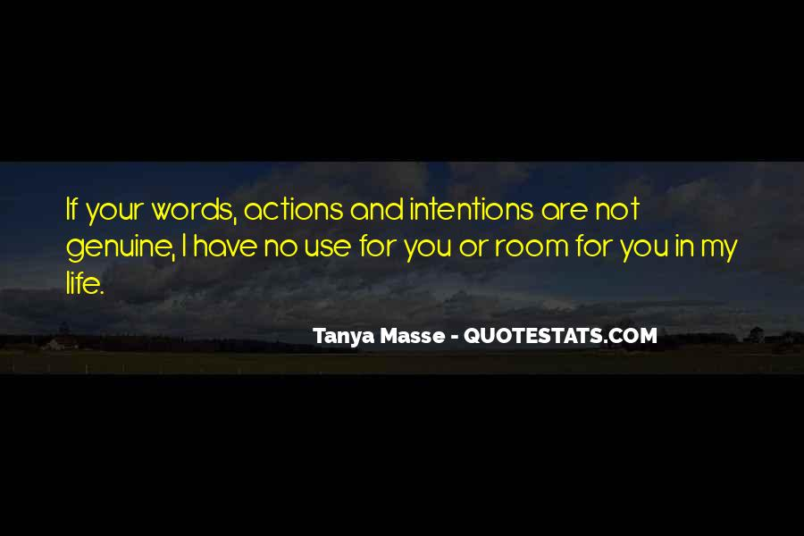 Quotes About Intentions And Actions #766052